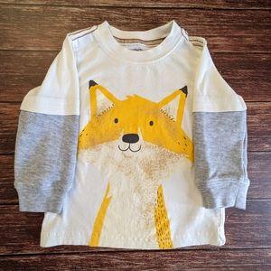 Cute Fox Shirt